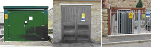 Electricity Substations