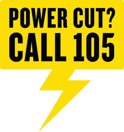 Power Cut? Call 105