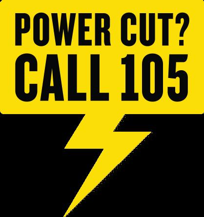 Live power cut information